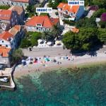Apartmány Chorvatsko