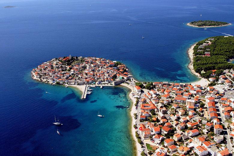 Primošten, Chorvatsko