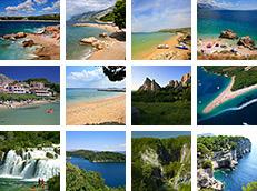 Fotogalerie Chorvatsko